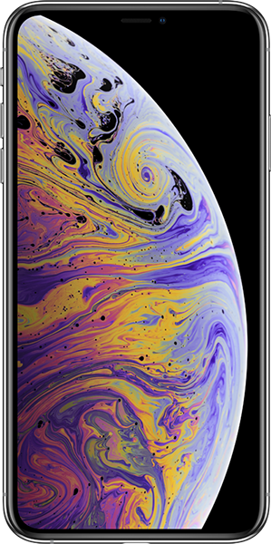 Apple iPhone XS Max 512 GB Silber