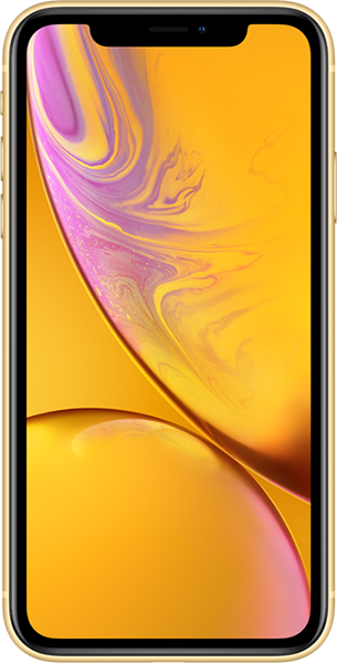 Apple iPhone XR 256 GB Gelb