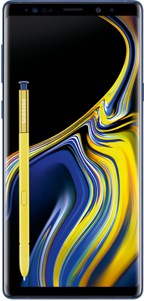 Samsung Galaxy Note9 128 GB Ocean Blue
